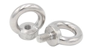SS Eye Bolt, Eye Nut