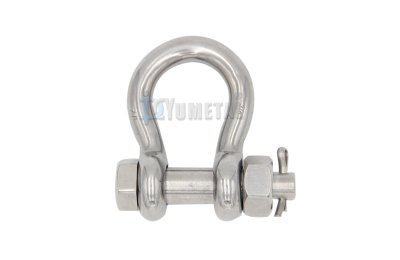 S.SH07 US Type Bolt Safety Pin Bow Shackle